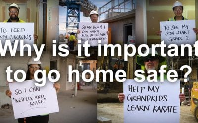WATCH | Why is it important to you to go home safe every day?