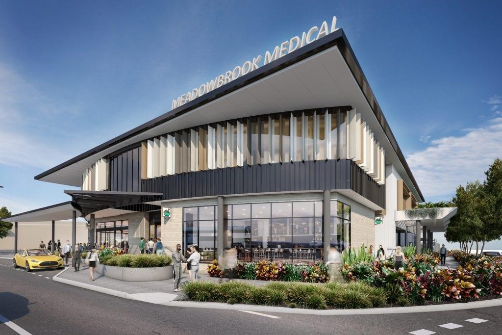 Southwest Medical Centre render