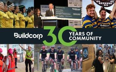 Looking back & forward: 30 years of community